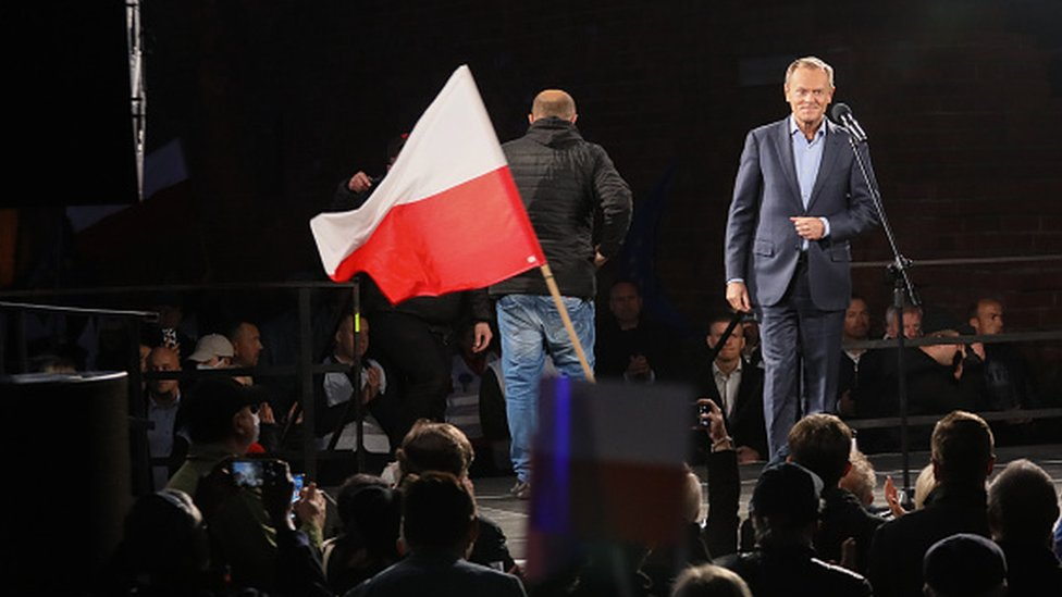 Former President of the European Council, Donald Tusk